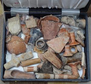 Desmond Morris case of Fragments
