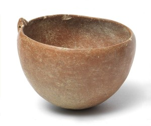 small plain bowl