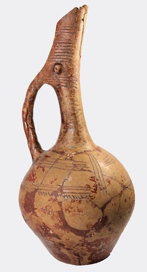 Philia Period large jug with cut-away spout