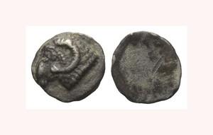 Salamis 1/12 silver siglos Evelthon