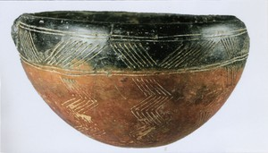 bowl (early Bronze age III)