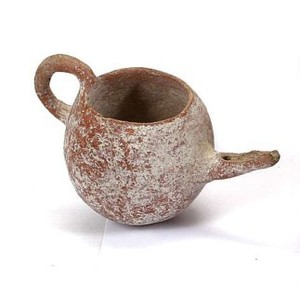miniature spouted vessel