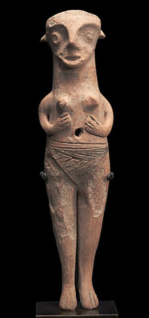 Female fertility figure