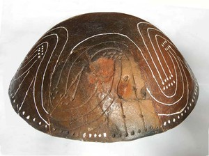 European Late Neolithic bowl (fragment)