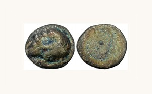 1/12 Stater silver coin (Archaic II period)