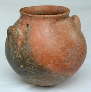 Cooking or storage pot (Pyxis)