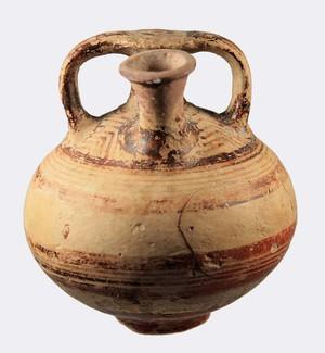 stirrup jar  (Late Helladic III)