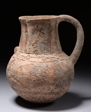 tankard or small jug (Middle Bronze Age)