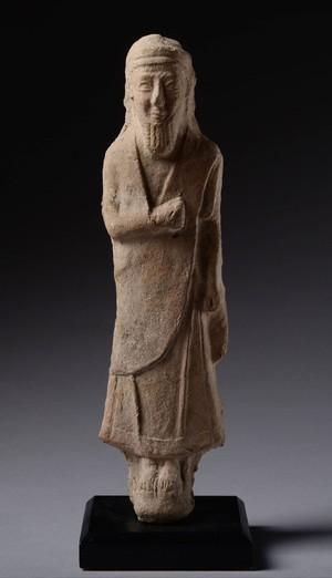 Assyrian style votive figure